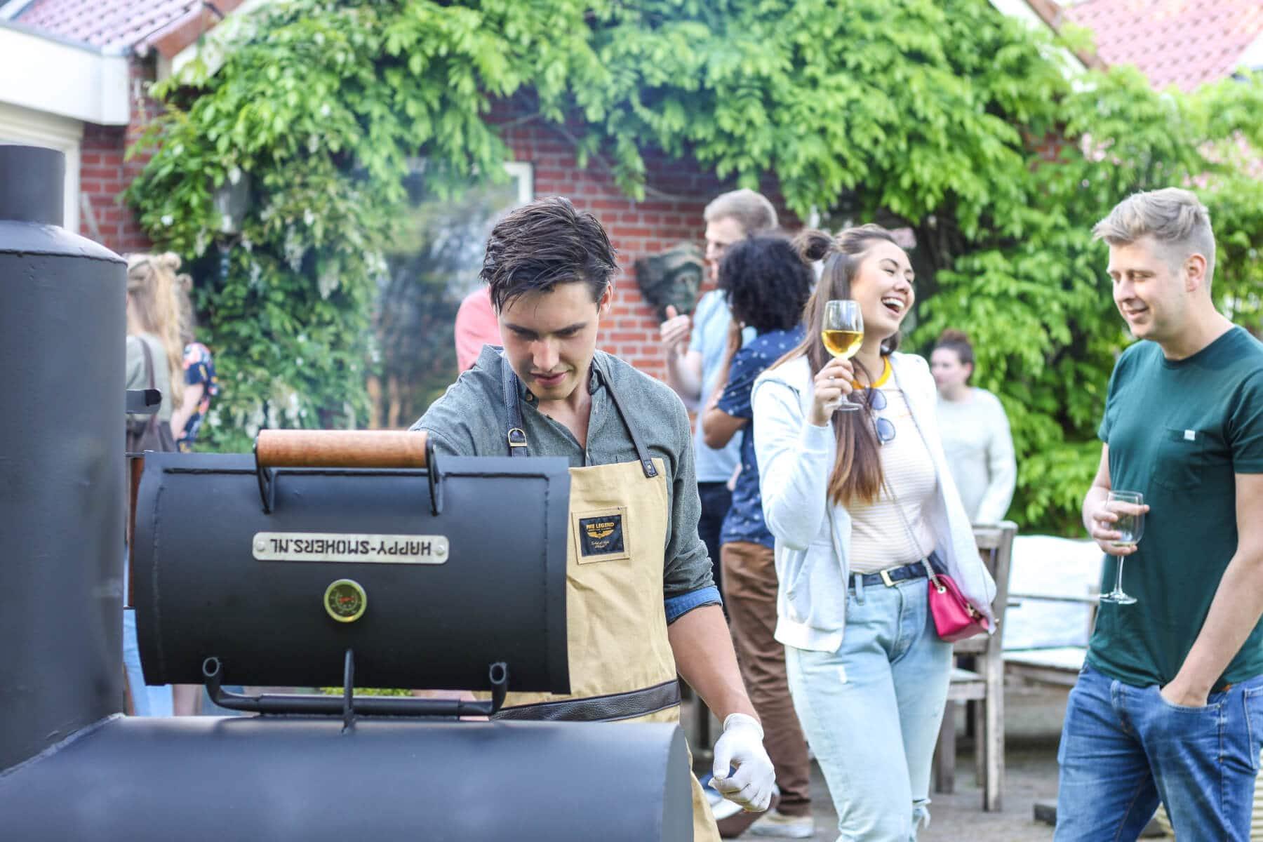 Happy Smokers - De ultieme barbecue ervaring.